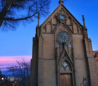 The History of the Loretto Chapel