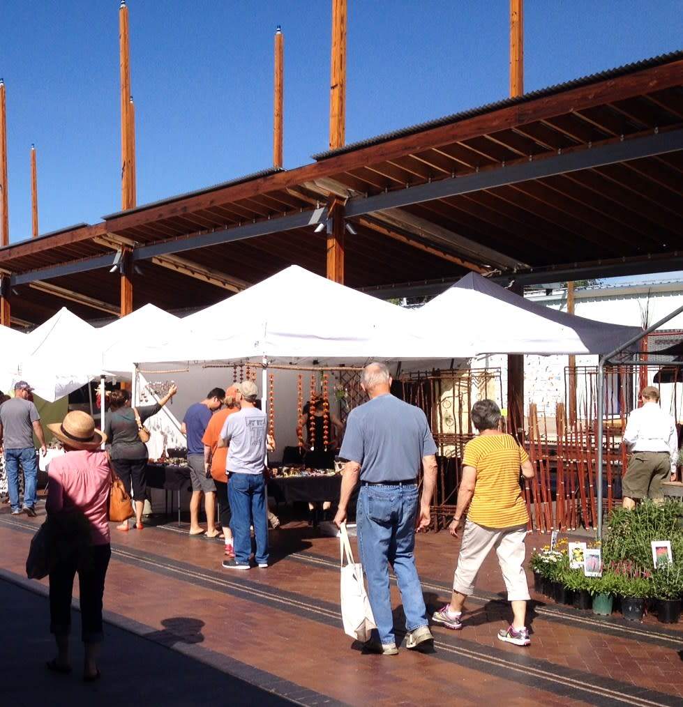 The Santa Fe Farmers' Market is a must-do destination for locals and visitors alike.