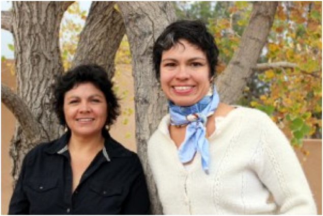 Native Treasures Festival's 2015 Living Treasures are sisters Keri Ataumbi and Teri Greeves – and there's even a breakfast with these talented artists on Wed. May 20! (Photo Credit: Native Treasures Indian Arts festival)