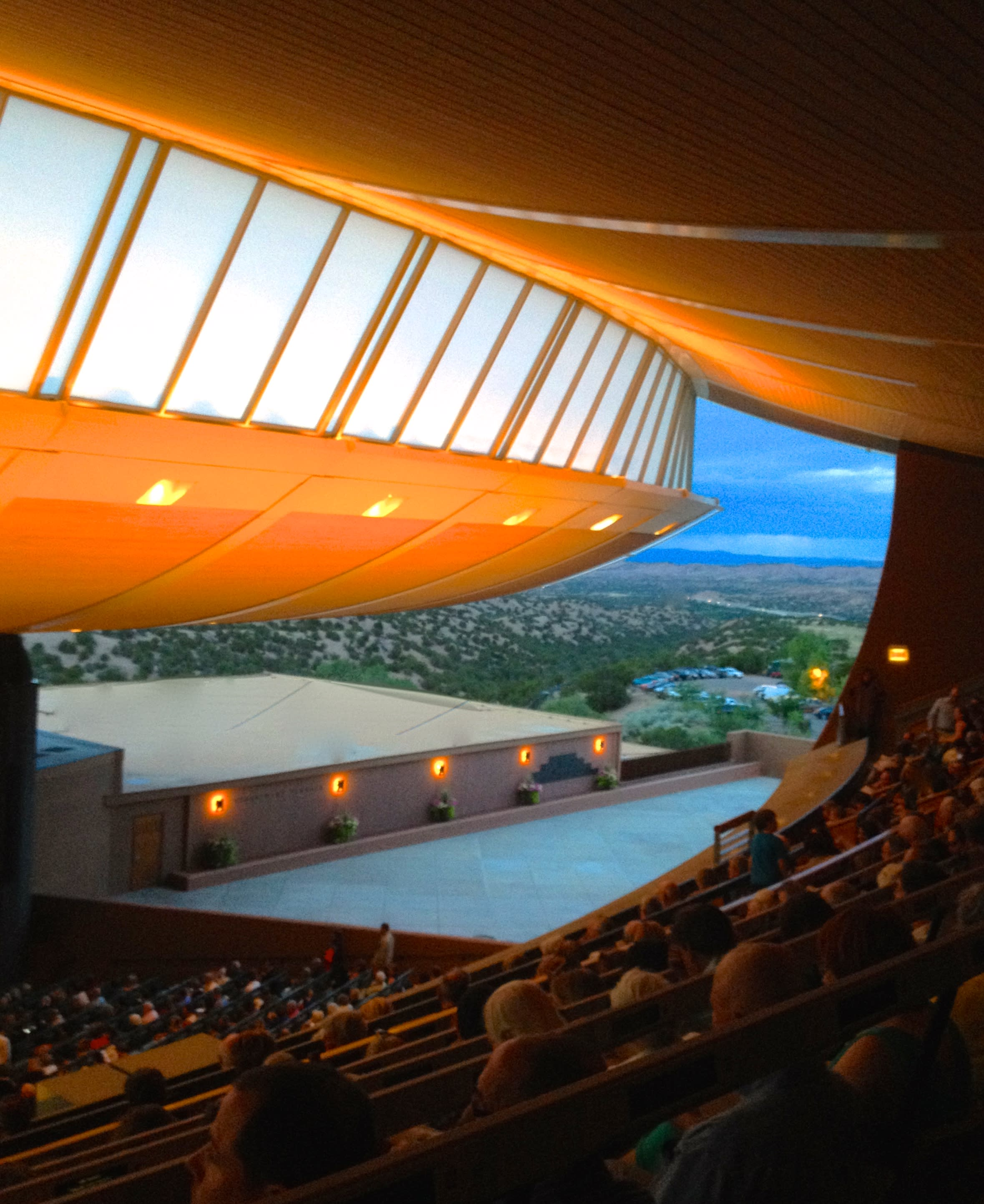 The Santa Fe Opera: The song of summer starts here!