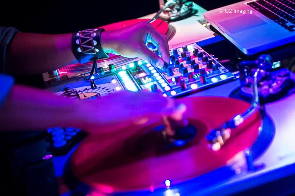 Catch DJ acts at Skylight.