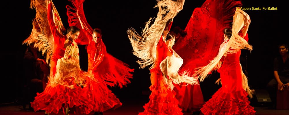 Experience the thrill of Juan Siddi Flamenco at its finest!