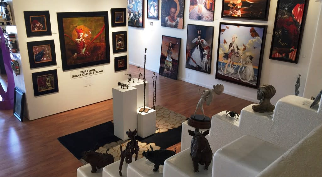 Pop Gallery <p class=