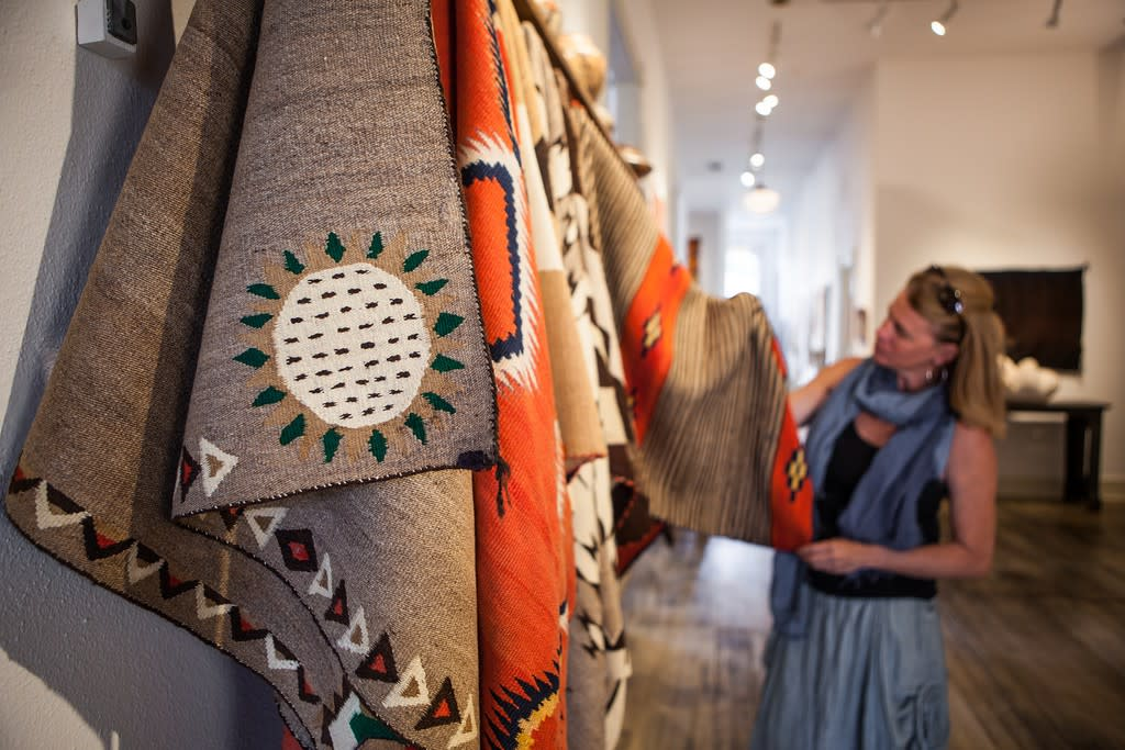 Uncover treasures at Santa Fe's boutiques.