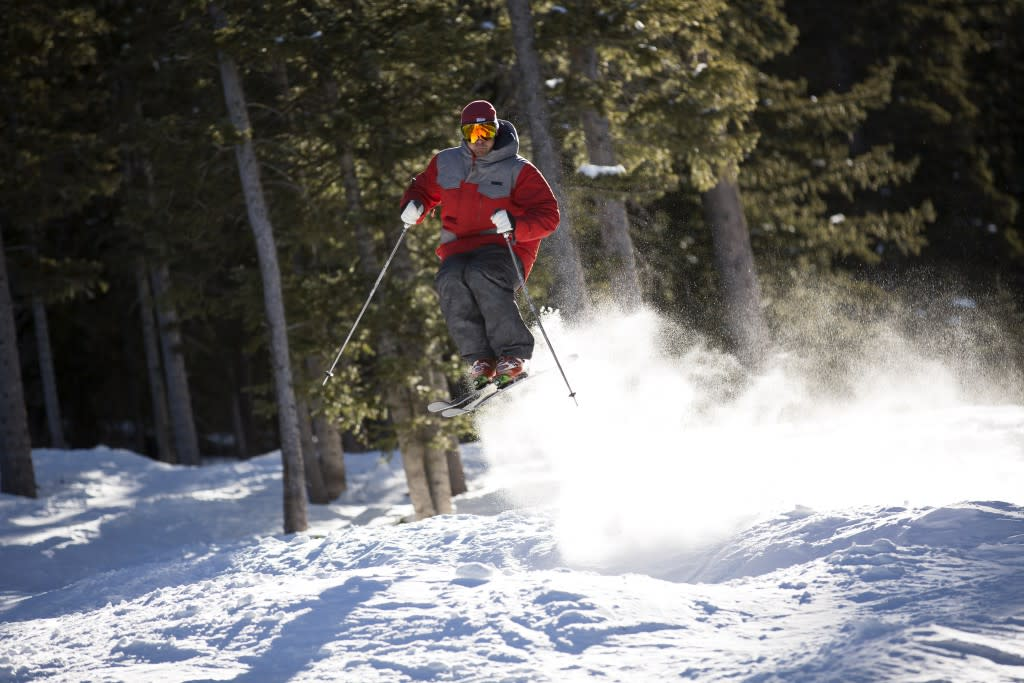 Mother Nature is smiling kindly on Northern New Mexico's skiers this year. Take advantage!
