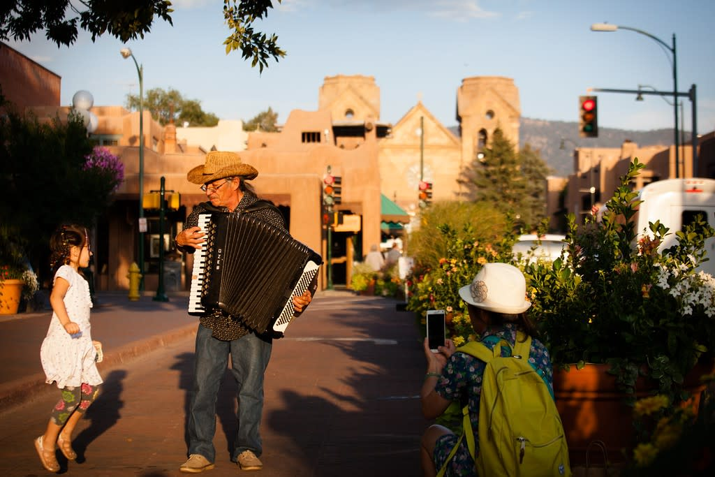 Beyond the turquoise clichés and New Age philosophizing, Travel and Leisure found the key to Santa Fe in the characters they met along the way.