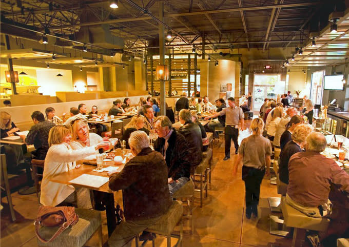 More than twenty five restaurants participated in Santa Fe Restaurant Week last year. Photo courtesy of TOURISM Santa Fe