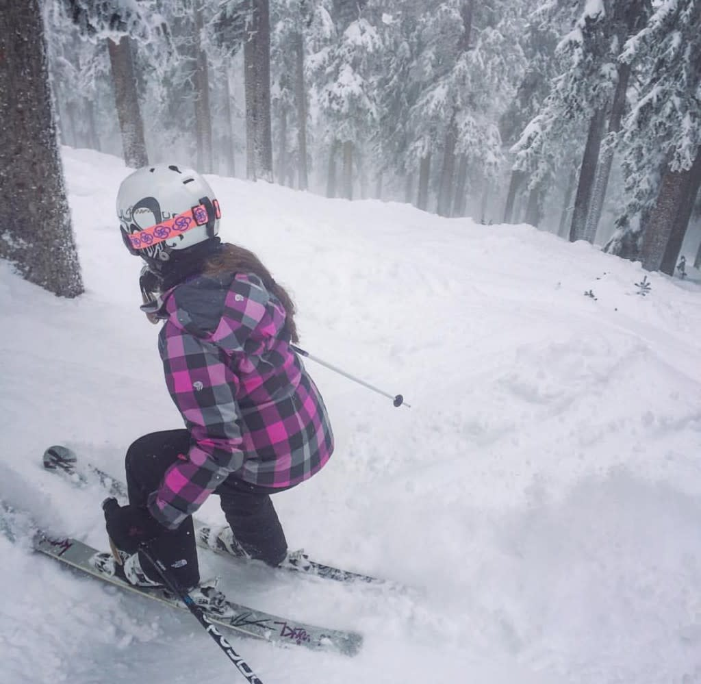 Ski Santa Fe is the launching point for a ski experience your family will never forget. Photo courtesy of @skibunny505
