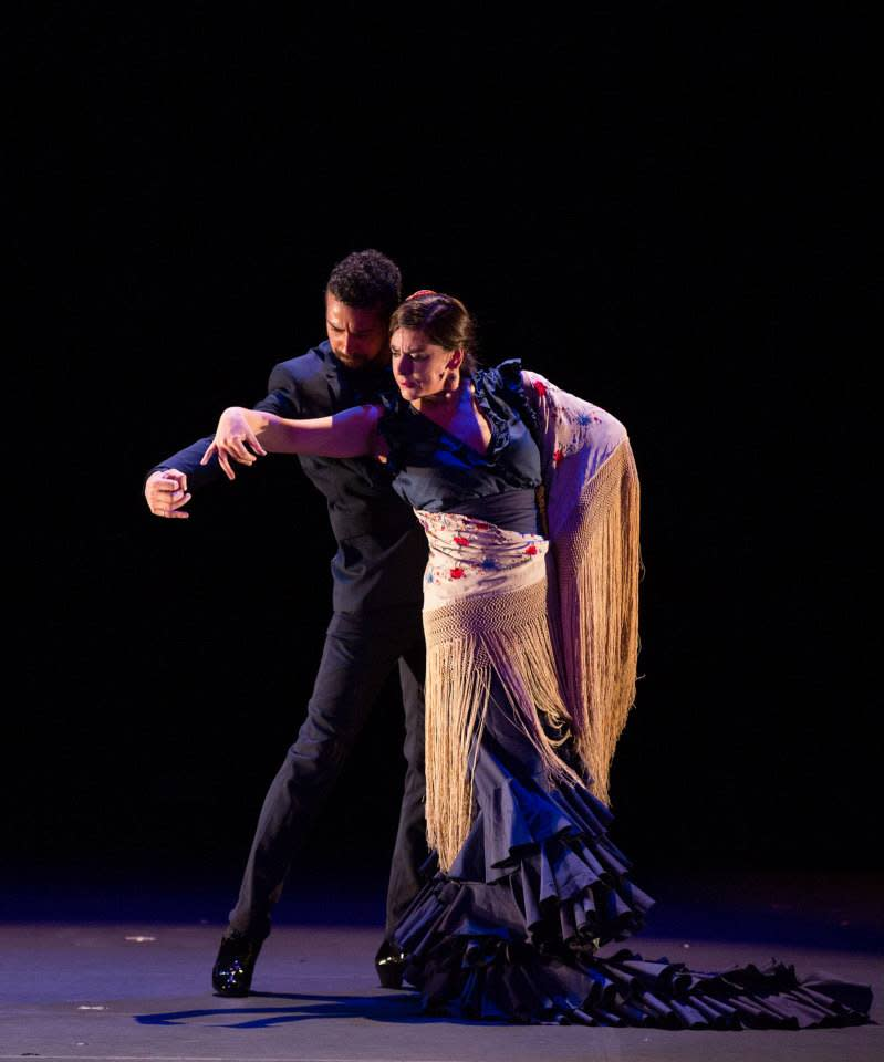 Need a flamenco fix? Don't miss this electrifying performance at The Lensic. (Photo courtesy of Aspen Santa Fe Ballet)