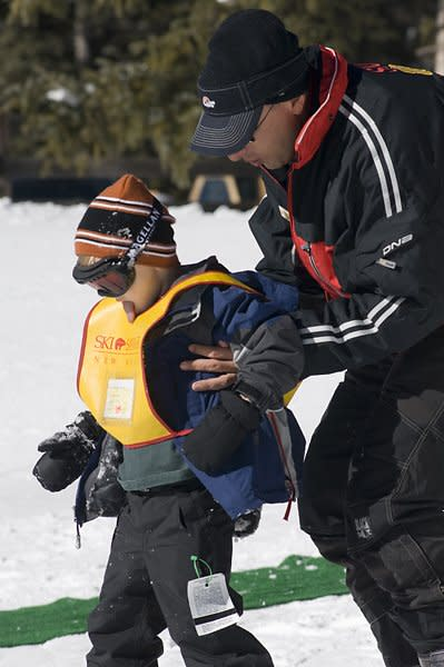 A family outing at the Santa Fe Ski Basin is a win-win for the entire family. (Photo courtesy of Ski Santa Fe)