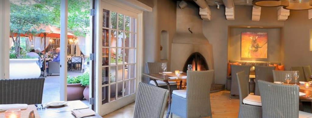 Progressive Santa Fe cuisine at its finest at Luminaria Restaurant. (Photo courtesy of The Inn and Spa at Loretto)
