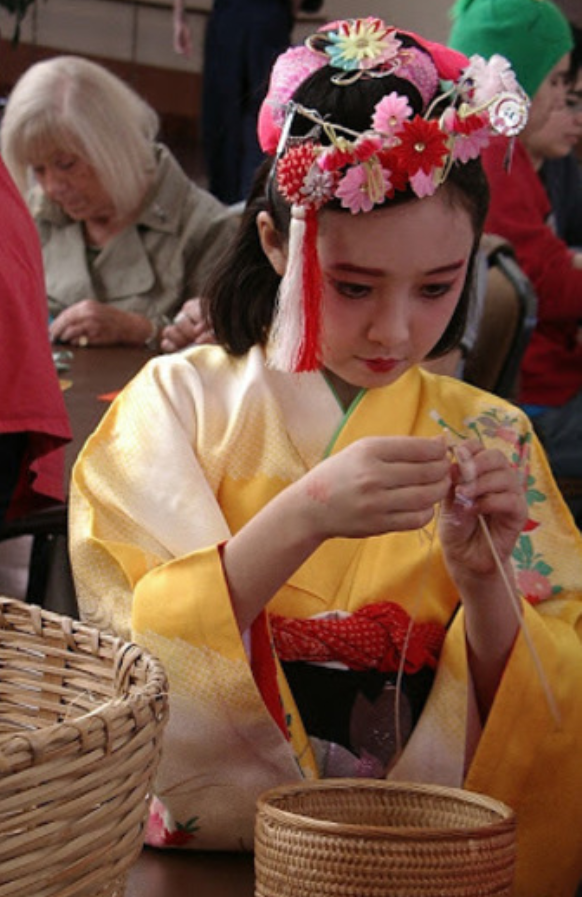 Take in the beautiful world of Japanese culture at the Japanese Cultural Festival. (Photo courtesy of Santa Fe Japan Intercultural Network)