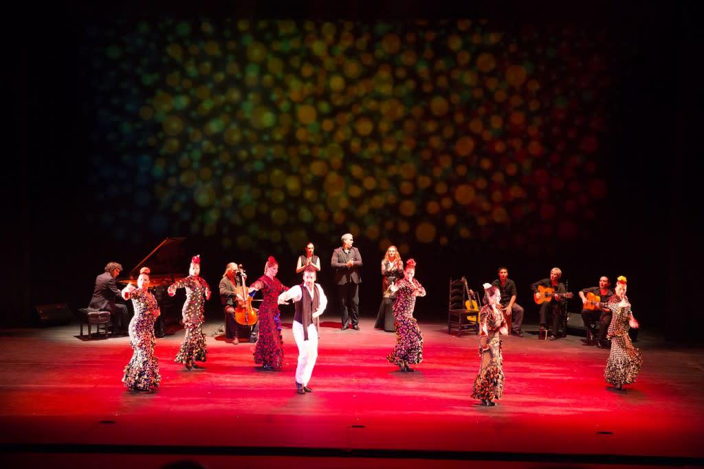 Photo courtesy of Juan Siddi Flamenco