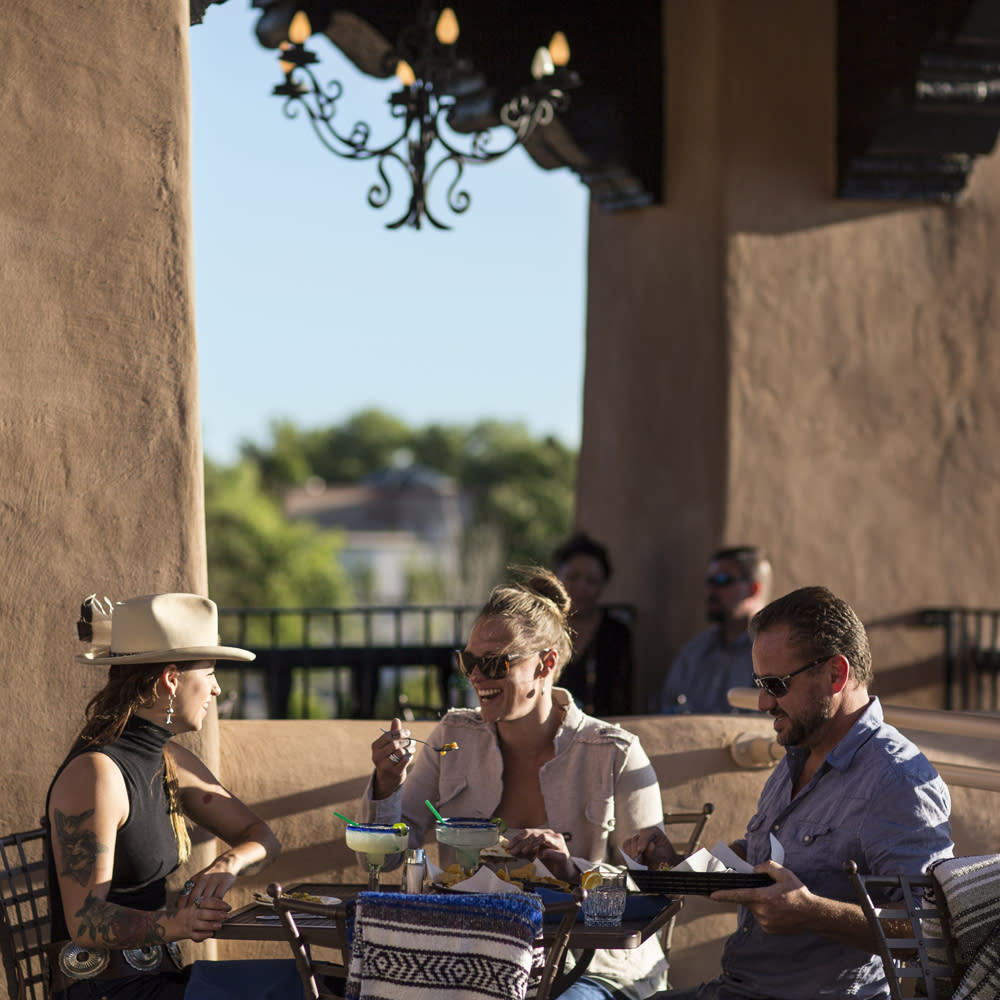 New events this year kick off Santa Fe Cocktail Week. (Photo courtesy of La Fonda Hotel/ © 2013 Jen Judge)