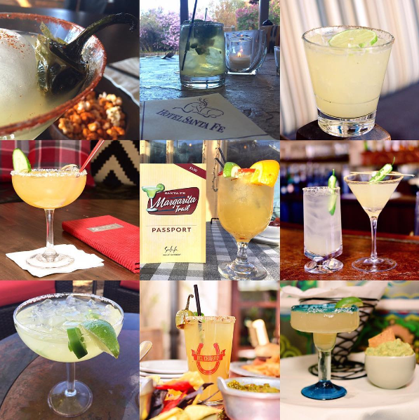 With 31 restaurants and bars participating, there will be a specialty margarita waiting just for you! (Photo courtesy of Simply Santa Fe)