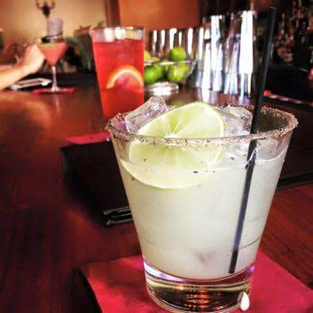 Have you ever tried a smoked sage margarita? Head on over to Secreto Lounge and order one!. (Photo courtesy of TOURISM Santa Fe)