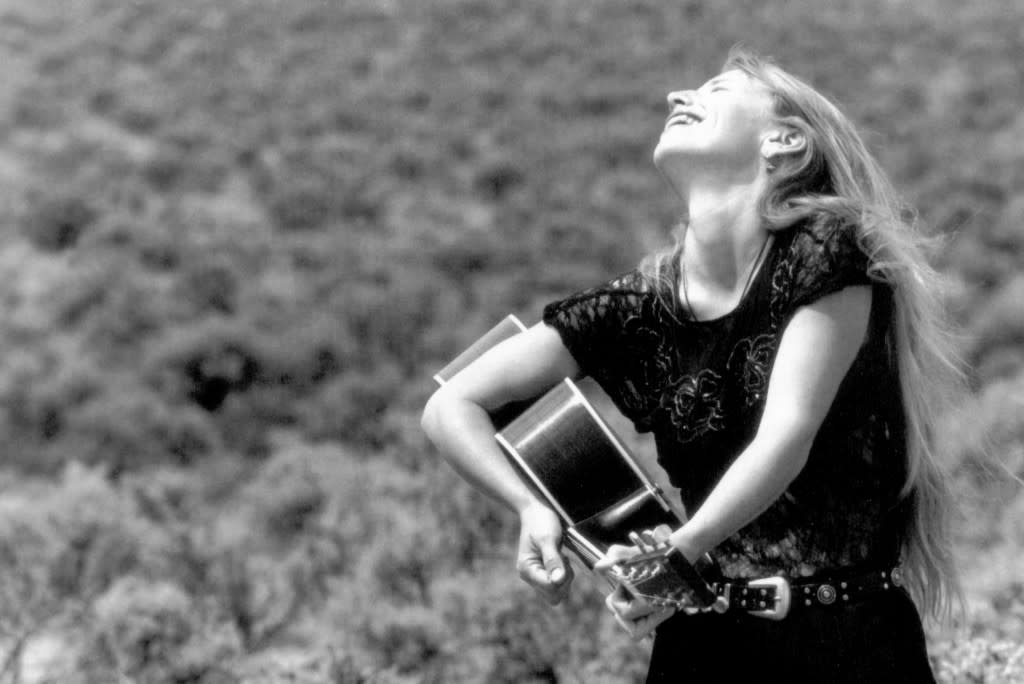 """Jenny Bird has been called """"the most passionate performer in the new folk genre"""". (Photo courtesy of Jenny Bird)"""