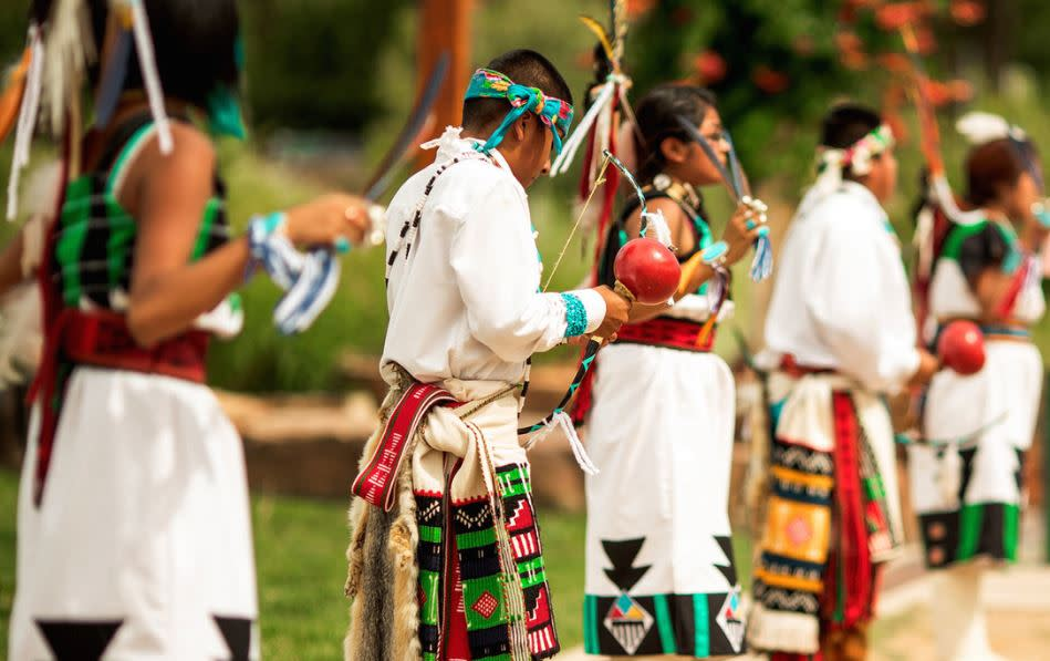 The Indigenous Fine Art market takes place on August 18, 19 and 20. (Photo courtesy of IFAM)
