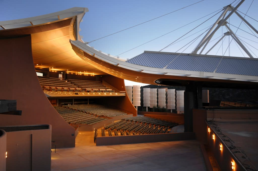 Why not attend all five operas in one week? (Photo courtesy of Santa Fe Opera)