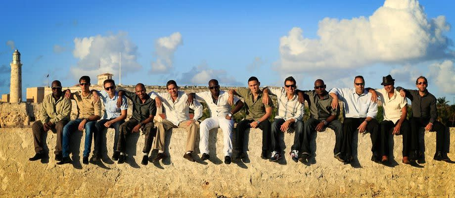 The Havana Cuba All-Stars will get your pulse racing with their rhythms. (Photo courtesy of Havana Cuba All-Stars)