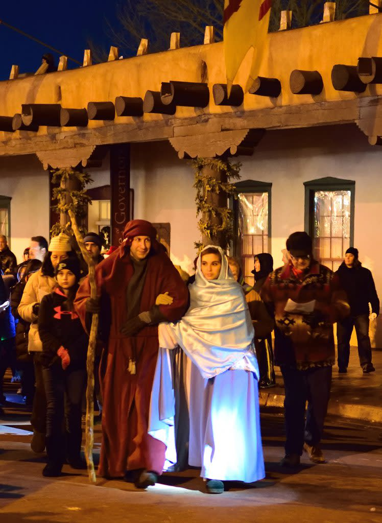 This December events is a Santa Fe Tradition