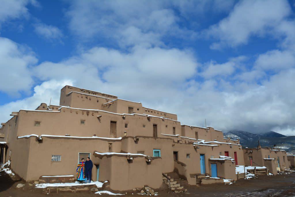 North Pueblo Historic Multi-Story Dwelling