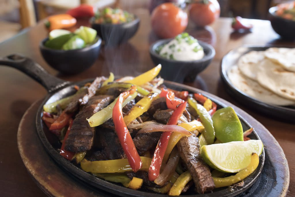 Zagat rates Gabriel's as one of America's best restaurants. (Photo courtesy of Santa Fe County)