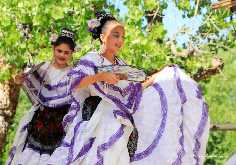 Celebrate music, culture, food and the art of Mexico at this living-history museum this summer! (Photo courtesy of El Rancho de las Golondrinas)