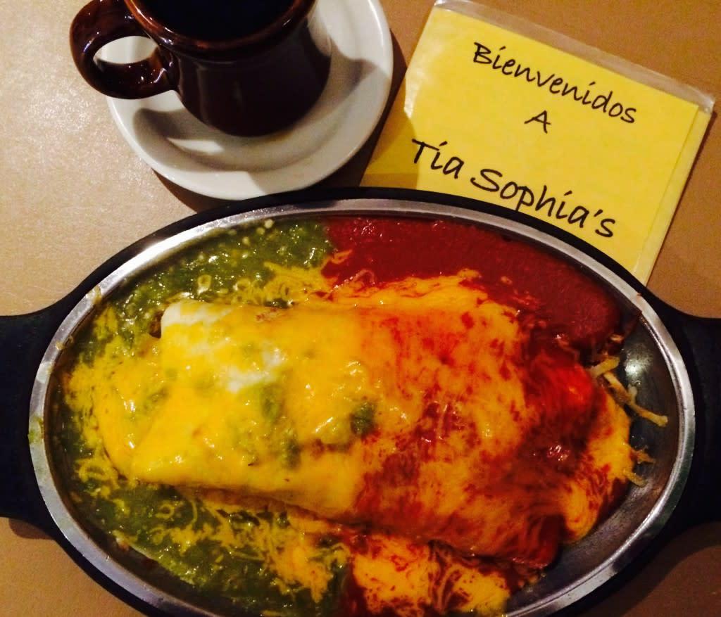 santa fe, new mexico, food, breakfast