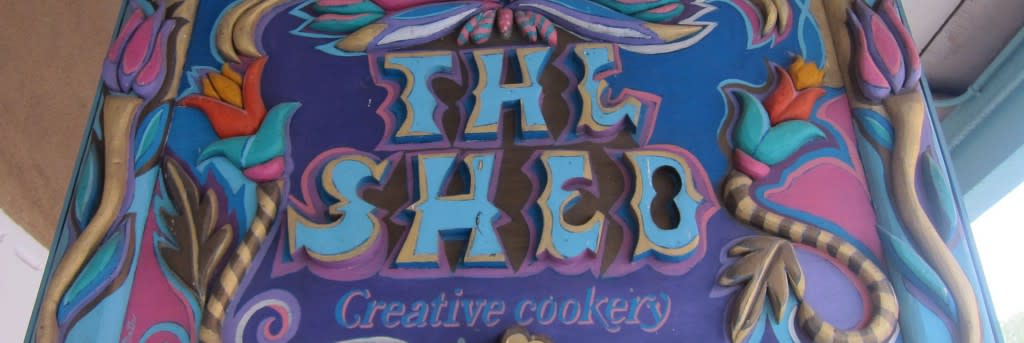 The Shed is a must for any foodie