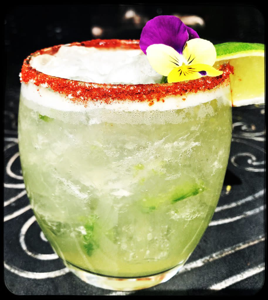 Smoking Bull Margarita