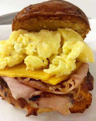 Breakfast Bomb