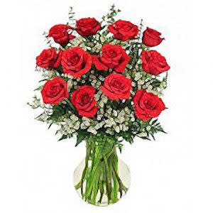 Sandi's Flower Shop offers romantic roses for Valentine's Day