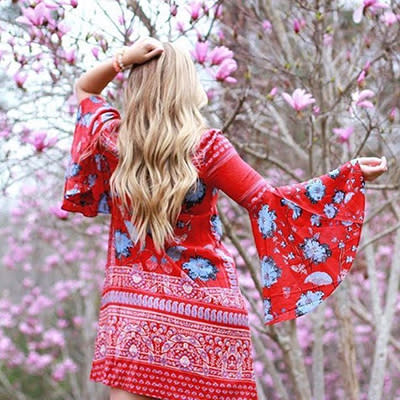 Spring Fashion from Anthropologie