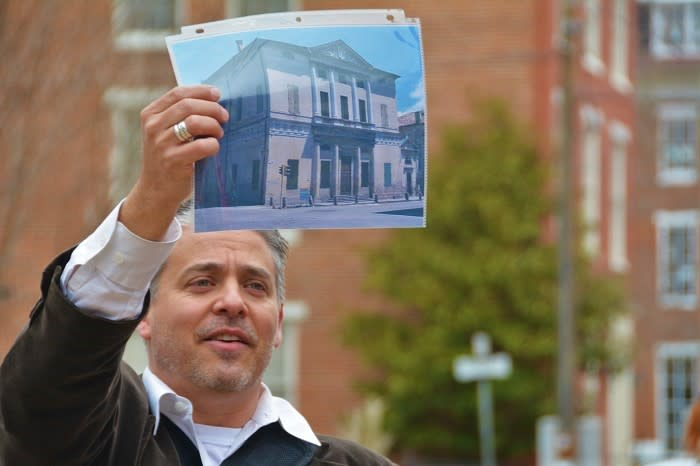 Local architect Craig Martin of Spire Architecture explains the ideas and inspiration of the buildings of Annapolis.