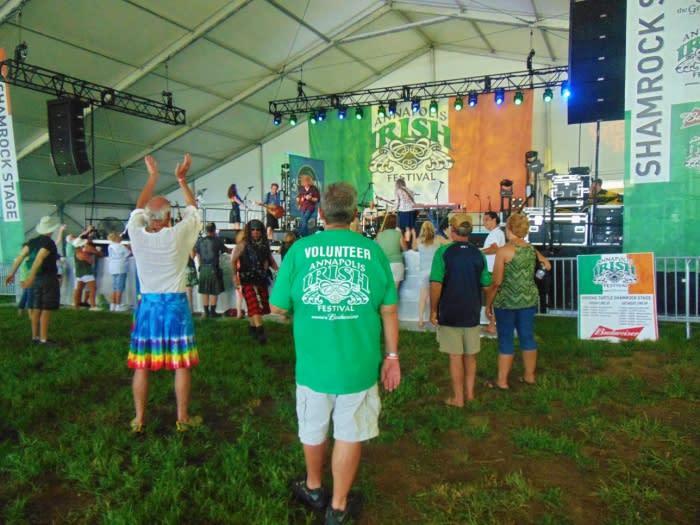 Annapolis Irish Festival Almost Like Home