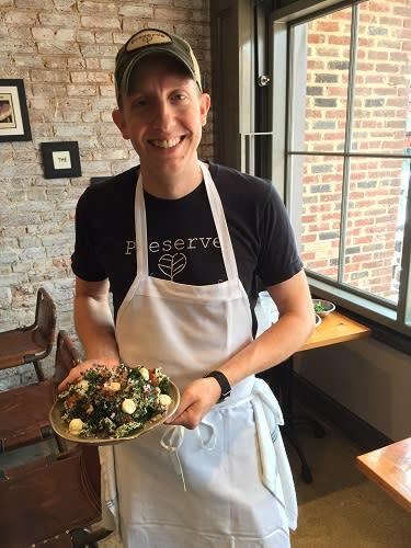 Preserve Chef Jeremy Hoffman