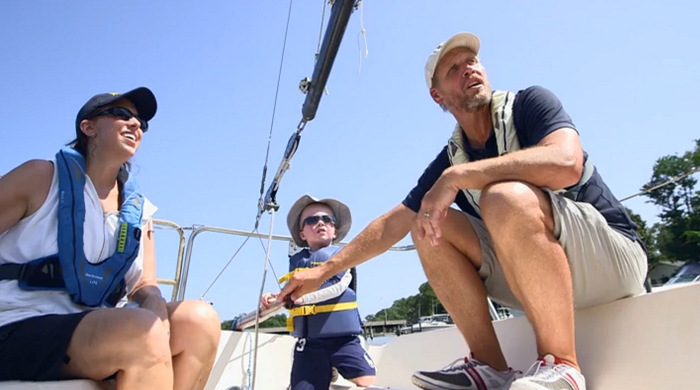 The Sailing Academy at Herrington Harbour Noth_FEATURE