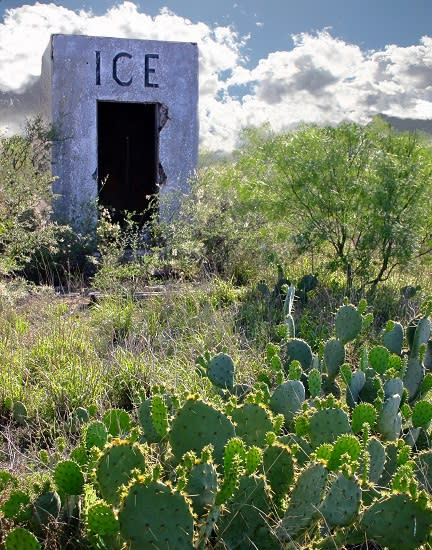 Ice House. photograph by Kathy Bennett Dove, image courtesy of MFA