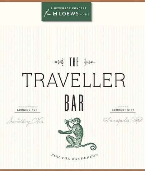Traveller Bar