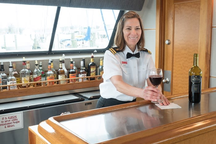Wine and Dinner Cruises