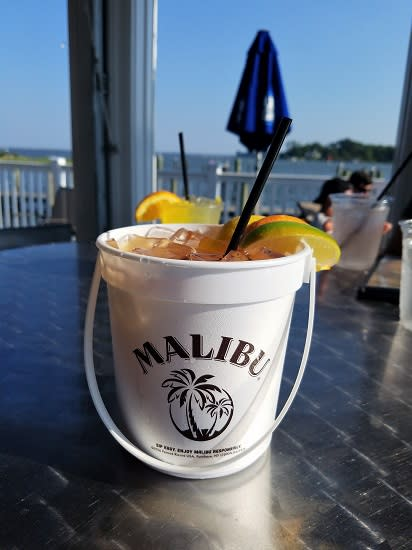 Happy Hour at Skipper's Pier Restaurant and Dock Bar