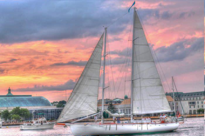 Annapolis this August