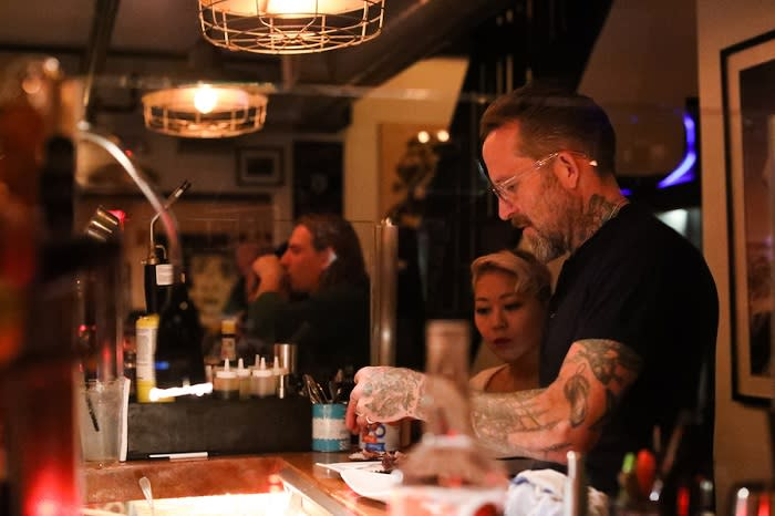 Sailor Oyster Bar