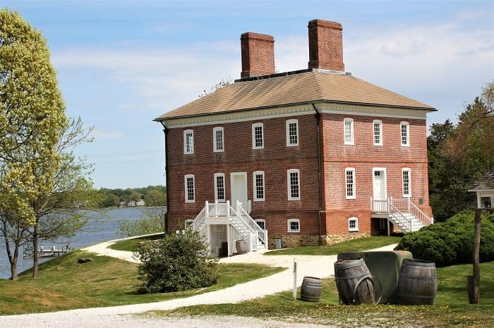 Historic Sites in Annapolis