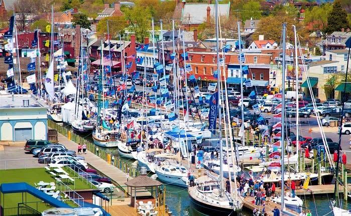 Spring Sailboat Show
