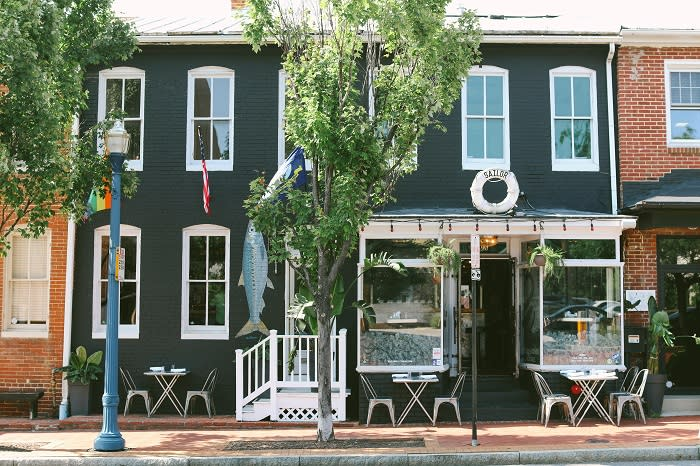 Annapolis Restaurants