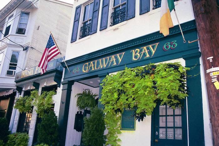 History of Irish Pubs in Annapolis