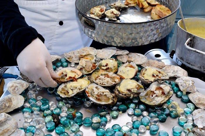 Annapolis Oyster Roast