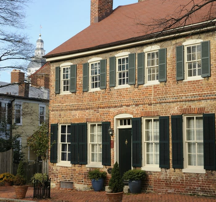 Annapolis Bed and Breakfasts